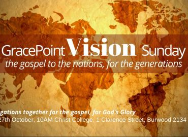 Vision Sunday October 2019
