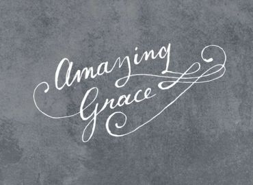 God's Amazing Grace For The Undeserving