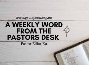 7 May 2020 - A Word From The Pastors Desk