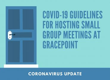 Covid-19 Small Group Hosting Guidelines